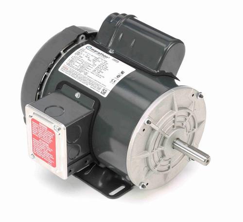 G356 Marathon 3/4 hp 1800 RPM 56 Frame 115/208-230V Totally Enclosed Marathon Electric Motor