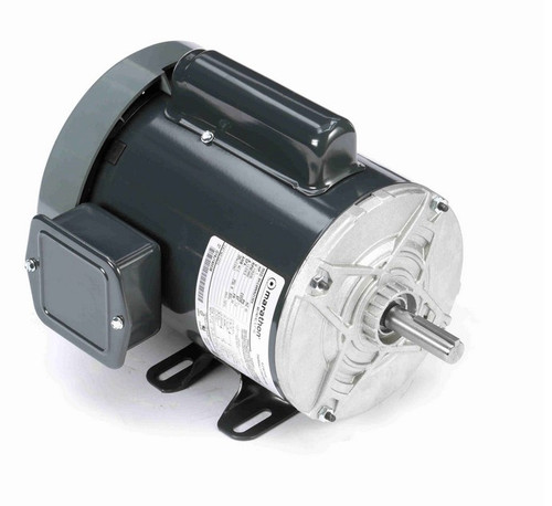 C273 Marathon 1 hp 3600 RPM 56 Frame 115/230V Totally Enclosed Marathon Electric Motor