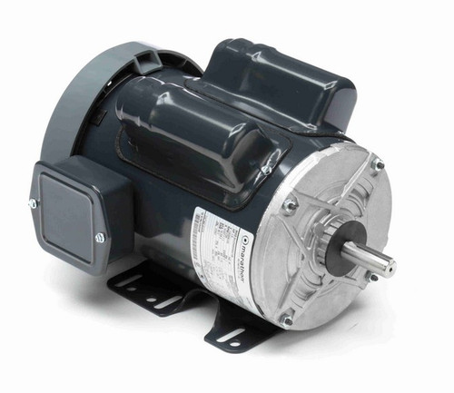 G1376 Marathon 1 1/2 hp 1800 RPM 56 Frame 115/208-230V Totally Enclosed Marathon Electric Motor