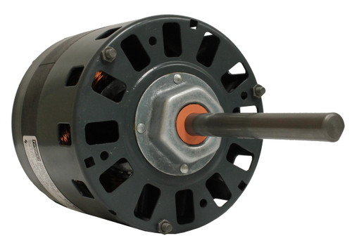 "Fasco D314 Motor | 1/8 hp 1050 RPM 2-Speed CW 5"" Diameter 230 Volts"