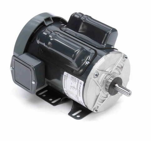 1 1/2 hp 1800 RPM 56 Frame 115/208-230V Totally Enclosed Marathon Electric Motor # G1377