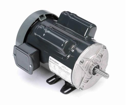 G1392 Marathon 2 hp 3600 RPM 56 Frame 115/230V Totally Enclosed Marathon Electric Motor