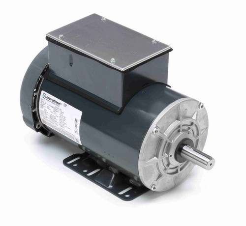 I700 Marathon 2 hp 1800 RPM 145T Frame 115/230V Totally Enclosed Marathon Electric Motor