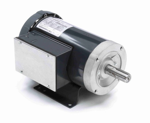 I212 Marathon 2 hp 1800 RPM 182T Frame 115/208-230V Totally Enclosed Marathon Electric Motor