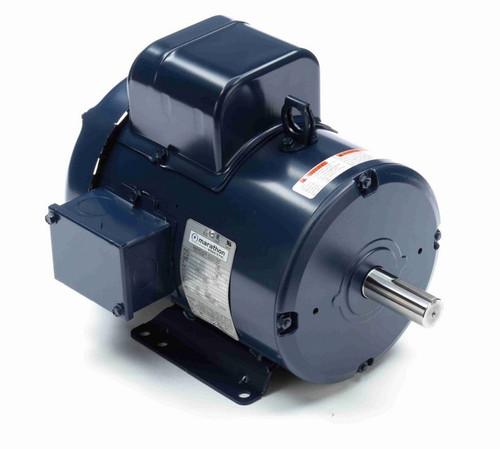 I213A Marathon 3 hp 1800 RPM 184T Frame 115/208-230V Totally Enclosed Marathon Electric Motor