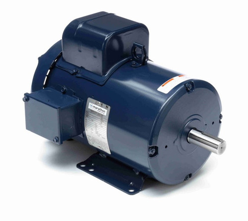 I223A Marathon 5 hp 3600 RPM 184T Frame 208-230V Totally Enclosed Marathon Electric Motor