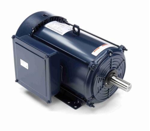 I215 Marathon 7 1/2 hp 1800 RPM 215T Frame 208-230V Totally Enclosed Marathon Electric Motor