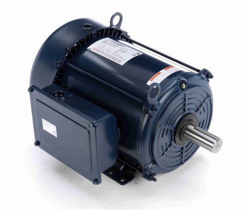 I225 Marathon 10 hp 3600 RPM 215T Frame 208-230V Totally Enclosed Marathon Electric Motor