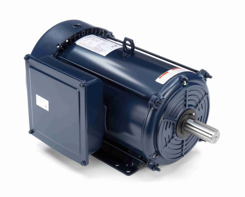 I217 Marathon 10 hp 1800 RPM 215T Frame 230V Totally Enclosed Marathon Electric Motor