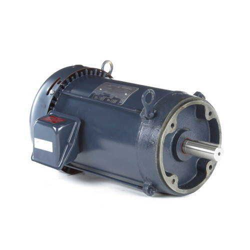 GT1319A Marathon 10 hp 1800 RPM 215TC Frame TEFC C-Face (No Base) 230/460V Marathon Electric Motor