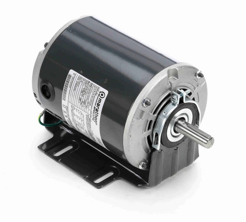 G162 Marathon 1/3 hp 3 phase 1800 RPM 56 Frame 208-230/460V ODP Resilient Mount Marathon Motor