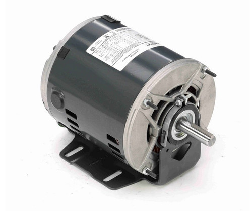 1/2 hp 1800 RPM 56 Frame 208-230/460V ODP Resilient Mount Marathon Motor # K1408