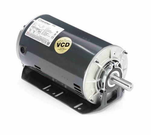 G145 Marathon 3 hp 1800 RPM, 9.2-8.6/4.3 amps 208-230/460 Volts 60hz