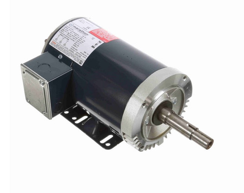 GT2001 Marathon 1 hp 3 phase 1800 RPM 143JM Frame 200V ODP Marathon Close Couple Motor