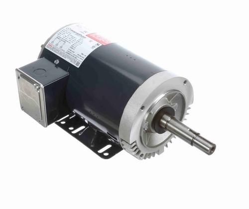 1 1/2 hp 3 phase 1800 RPM 145JM Frame 575V ODP Marathon Close Coupled Pump Motor # GT0504