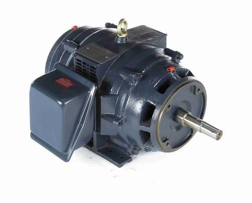 GT0522 Marathon 15 hp 3 phase 1800 RPM 254JM Frame 575V ODP Marathon Close Coupled Pump Motor