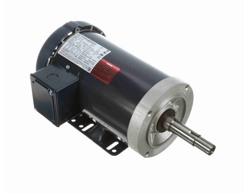GT3106 Marathon 2 hp 3 phase 3600 RPM 145JM Frame 230/460V TEFC Marathon Close Coupled Pump Motor