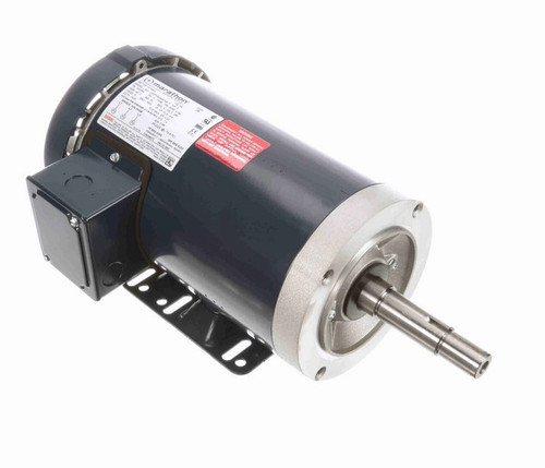 GT3007 Marathon 2 hp 3 phase 1800 RPM 145JM Frame 200V TEFC Marathon Close Coupled Pump Motor