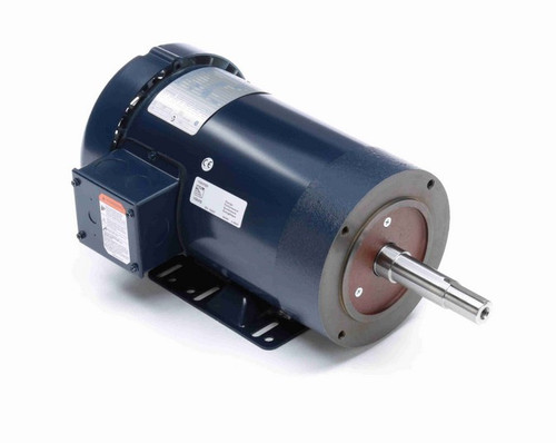GT3107 Marathon 2 hp 3 phase 1800 RPM 145JM Frame 230/460V TEFC Marathon Close Coupled Pump Motor