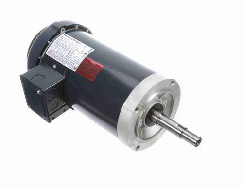 GT5107 Marathon 2 hp 3 phase 1800 RPM 143JMV Frame 230/460V TEFC Marathon Close Coupled Pump Motor