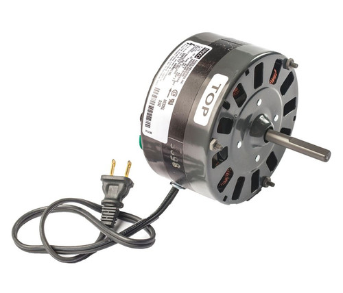 "1/15 hp 1050 RPM CW 5"" diameter 115V (Penn Vent) Fasco # D342"