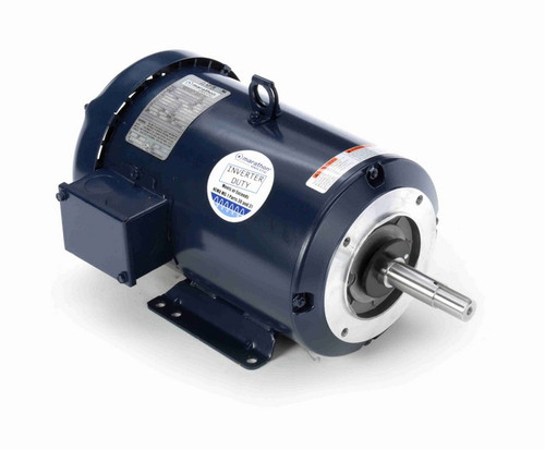 U360A Marathon 7 1/2 hp 3 phase 3600 RPM 184JM Frame 230/460V TEFC Marathon Close Coupled Pump Motor