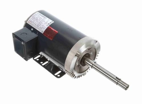 GT2407 Marathon 2 hp 1800 RPM 145JP Frame 230/460V ODP Marathon Close Coupled Pump Motor