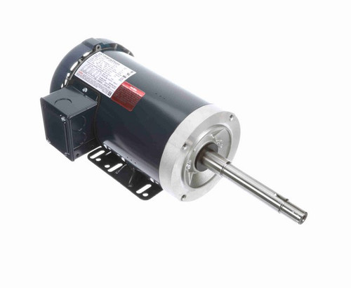 GT3407 Marathon 2 hp 1800 RPM 145JP Frame 230/460V TEFC Marathon Close Coupled Pump Motor
