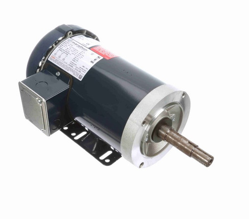 GT3006 Marathon 2 hp 3600 RPM 145JM Frame 200V TEFC Marathon Close Coupled Pump Motor