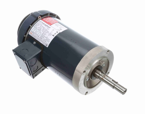 GT5106 Marathon 2 hp 3 phase 3600 RPM 145JMV Frame 230/460V TEFC Marathon Close Coupled Pump Motor