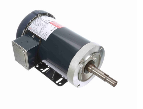 GT3206 Marathon 2 hp 3600 RPM 145JM Frame 575V TEFC Marathon Close Coupled Pump Motor