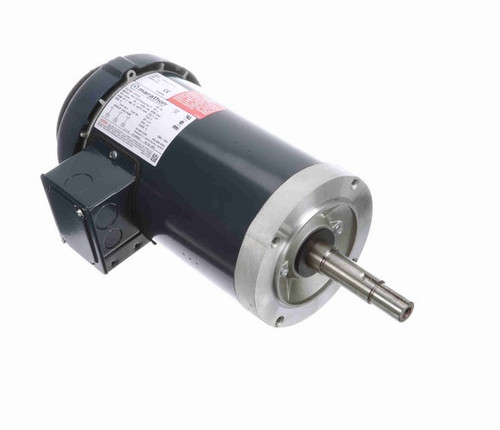 GT5206 Marathon 2 hp 3600 RPM 145JMV Frame 575V TEFC Marathon Close Coupled Pump Motor