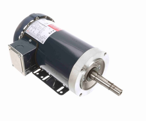 GT3207 Marathon 2 hp 1800 RPM 145JM Frame 575V TEFC Marathon Close Coupled Pump Motor