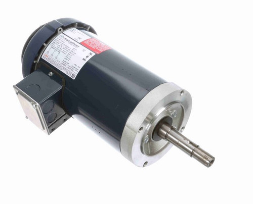 GT5207 Marathon 2 hp 1800 RPM 145JMV Frame 575V TEFC Marathon Close Coupled Pump Motor
