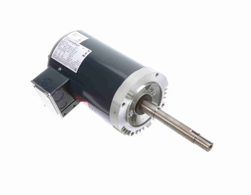 GT4301 Marathon 1 hp 1800 RPM 143JPV Frame 200V ODP Marathon Close Coupled Pump Motor