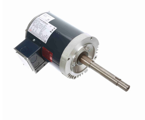 GT4506 Marathon 2 hp 3600 RPM 145JPV Frame 575V ODP Marathon Close Coupled Pump Motor
