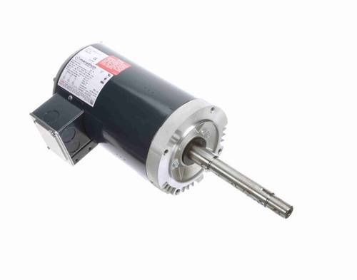 GT4307 Marathon 2 hp 1800 RPM 145JPV Frame 200V ODP Marathon Close Coupled Pump Motor