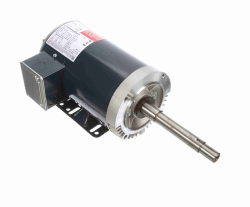 GT2309 Marathon 3 hp 3600 RPM 145JP Frame 200V ODP Marathon Close Coupled Pump Motor