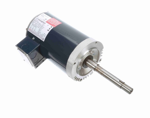 GT4309 Marathon 3 hp 3600 RPM 145JPV Frame 200V ODP Marathon Close Coupled Pump Motor