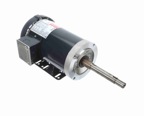 GT3304 Marathon 1 1/2 hp 1800 RPM 145JP Frame 200V TEFC Marathon Close Coupled Pump Motor