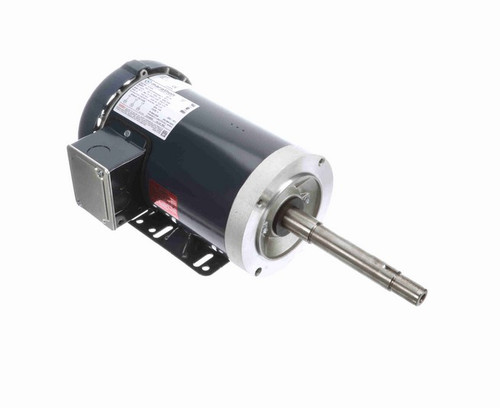 GT3306 Marathon 2 hp 3600 RPM 145JP Frame 200V TEFC Marathon Close Coupled Pump Motor