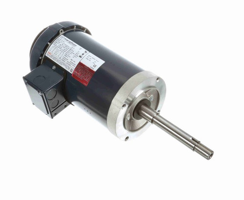 GT5406 Marathon 2 hp 3600 RPM 145JPV Frame 230/460V TEFC Marathon Close Coupled Pump Motor