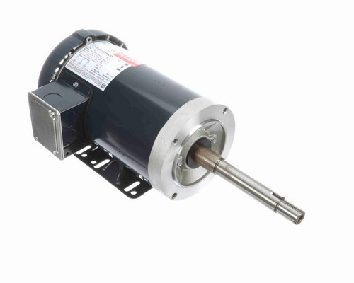 GT3506 Marathon 2 hp 3600 RPM 145JP Frame 575V TEFC Marathon Close Coupled Pump Motor