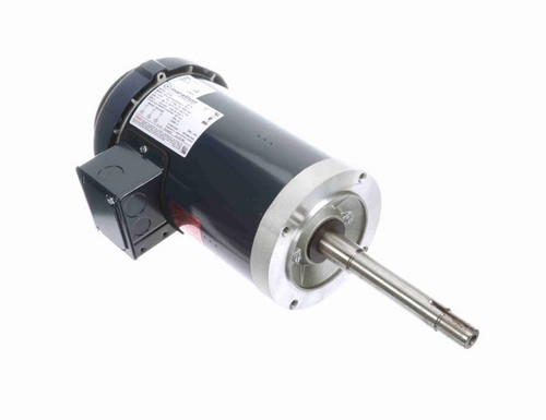 GT5506 Marathon 2 hp 3600 RPM 145JPV Frame 575V TEFC Marathon Close Coupled Pump Motor