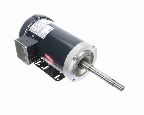 GT3307 Marathon 2 hp 1800 RPM 145JP Frame 200V TEFC Marathon Close Coupled Pump Motor