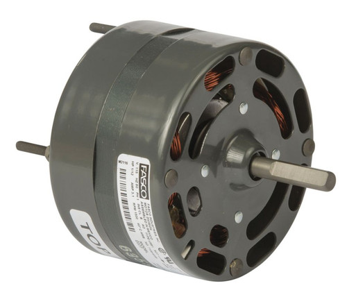 "Fasco D377 Motor | 1/12 hp 1500 RPM CCW 4.4"" Diameter 115 Volts (Jenn Air)"