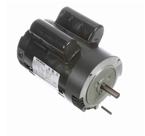 C1422A Marathon 1/2 hp 1200 RPM 56C Frame ODP (no base) 115/208-230V Marathon Electric Motor