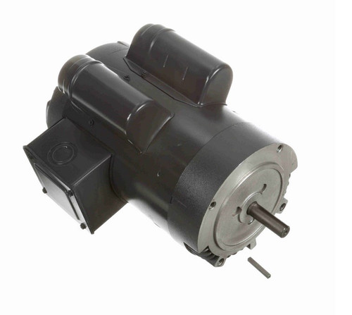 G270A Marathon 1 1/2 hp 1800 RPM 56C Frame ODP (no base) 115/230V Marathon Electric Motor