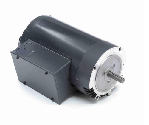 G274A Marathon 2 hp 1800 RPM 56C Frame ODP (no base) 115/230V Marathon Electric Motor