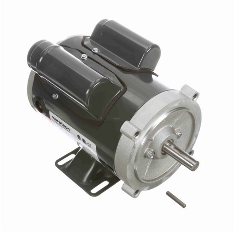 E250A Marathon 1/3 hp 1800 RPM 56C Frame ODP (with base) 115/230V Marathon Electric Motor